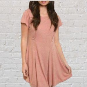 NWT Very J Tee-Shirt Dress